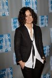 Sara Gilbert at the L.A.Gay and Lesbian Center  Royalty Free Stock Photography