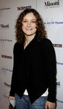 Sara Gilbert. November 30, 2005 - West Hollywood - Sara Gilbert at The Art of Elysium Presents Russel Young `fame, shame and the realm of possibility` Hosted By Royalty Free Stock Image