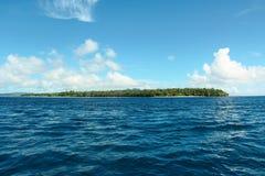Sara-Insel Stockbild