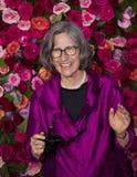 Sara Krulwich beim Tony Awards 2018 Stockbild