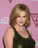 Sara Rue. Guess? Frangrance Launch Party Skybar @ The Mondrian Hotel Los Angeles, CA August  17, 2005 Royalty Free Stock Photos