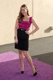 Sara Rue arrives at the ABC / Disney International Upfronts Royalty Free Stock Photos