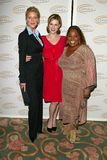 Sara Rue,Sherri Shepherd,Andrea Parker Royalty Free Stock Photography