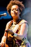 Sara Tavares Royalty Free Stock Image
