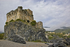 saracen вахта башни Стоковое Изображение