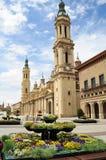 Saragossa Royalty Free Stock Image