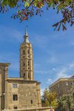 Saragossa. Royalty Free Stock Images