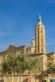 Saragossa. Stock Image