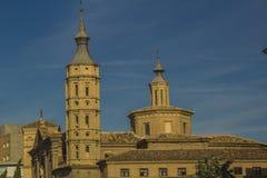 Saragossa. Stock Images
