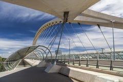 Saragosse, Aragon, Espagne Images stock