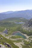 Saragyol lakes 2 Stock Photo