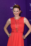 Sarah Drew arriving at 11th Annual Chrysalis Butterfly Ball Stock Photo