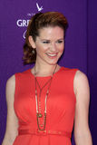 Sarah Drew arriving at 11th Annual Chrysalis Butterfly Ball Stock Image