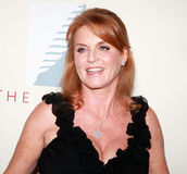 Sarah Ferguson Duchess of York Royalty Free Stock Photography