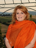 Sarah Fergusson 2013 Royalty Free Stock Photos