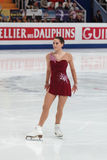 Sarah Hecken, German figure skater Stock Images