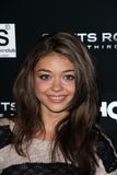 Sarah Hyland. At the Saints Row: The Third Game Pre-Launch Event, Supperclub, Hollywood, CA. 10-12-11 Royalty Free Stock Images