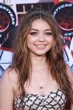 Sarah Hyland at the Grand Opening of  Royalty Free Stock Photography