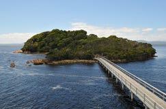 Sarah Island Stock Photo