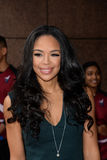 Sarah-Jane Crawford attends the annual ICAP Royalty Free Stock Photo