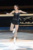 Sarah Meier at 2011 Golden Skate Award Royalty Free Stock Images