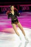 Sarah Meier at 2011 Golden Skate Award Stock Images