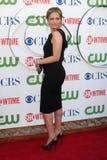 Sarah Michelle Geller che arriva all'estate 2011 del TCA di CBS tutto il partito della stella Fotografia Stock