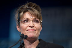 Sarah Palin Royalty Free Stock Photo
