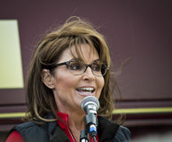Sarah Palin 10 Stock Foto