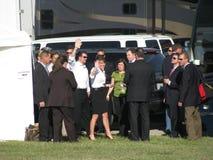 Sarah Palin immagine stock libera da diritti