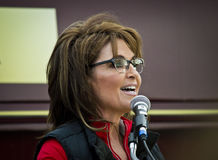 Sarah Palin 8 Royalty Free Stock Photo
