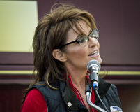 Sarah Palin 9 Royalty Free Stock Images