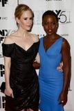 Sarah Paulson, Lupita Nyong'o Stock Images