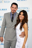 Sarah Shahi,Steve Howey Royalty Free Stock Photos