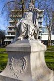 Sarah Siddons Statue on Paddington Green Stock Images