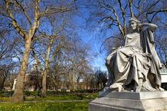 Sarah Siddons Statue on Paddington Green Royalty Free Stock Photography