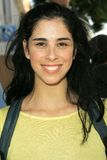 Sarah Silverman Royalty Free Stock Photos