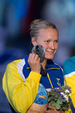 Sarah Sjostrom (Sverige) Royaltyfri Fotografi