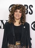 Sarah Stiles en Tony Awards Meet 2019 los candidatos presiona el dulce de leche cuajada imagen de archivo