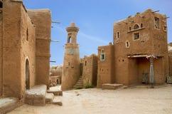 Sarai-Batu. Reconstruction of capital city of Golden Horde Royalty Free Stock Images