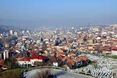 Sarajevo 01 royaltyfri fotografi