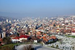 Sarajevo 01 Fotografia Royalty Free