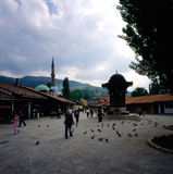 Sarajevo Royalty Free Stock Photo