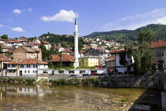 Sarajevo Royalty Free Stock Photos