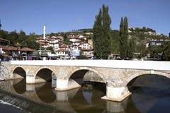 Sarajevo Royaltyfria Foton
