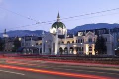 Sarajevo Royaltyfri Foto