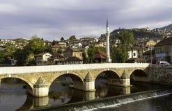 Sarajevo Royaltyfri Fotografi