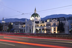 Sarajevo Royalty Free Stock Photo