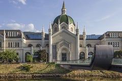 Sarajevo-Akademie des Errichtens der schönen Künste Stockfotografie