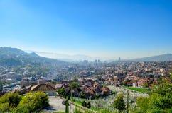 Sarajevo/Bósnia e Herzegovina Imagens de Stock